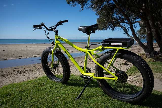 bicicleta electrica fat bike