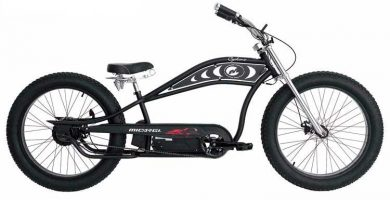 bicicletas electricas custom chopper