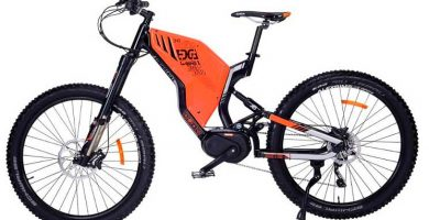bicicletas electricas doble suspension