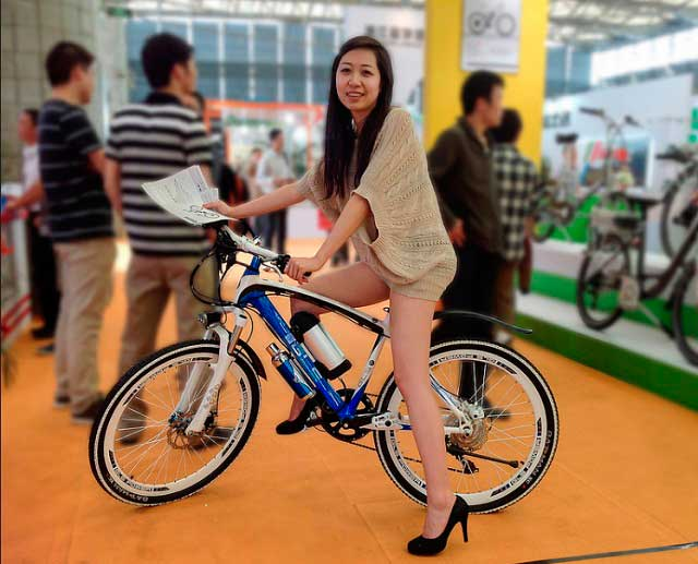 comprar bicicleta electrica china